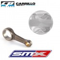 Kit Piston Bielle Longue CP Carrillo Suzuki 450 LTR