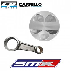 Kit Piston Bielle Longue CP Carrillo Yamaha 450 YFZ R